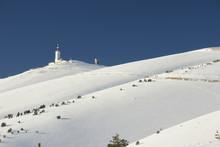 Mont Ventoux Enneigé