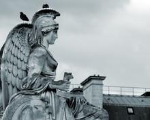 Sculpture Of The Goddess