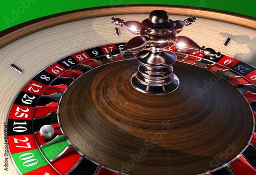 Poster  Roulette Wheel