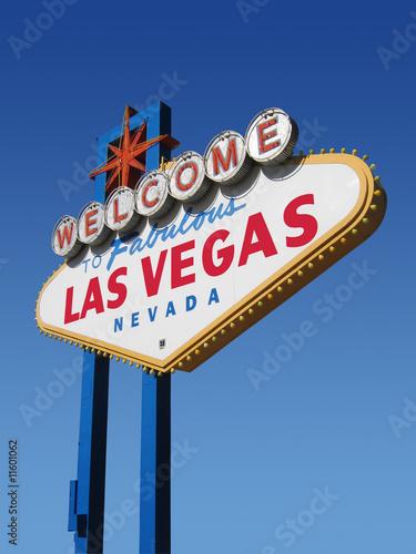 Poster  Las Vegas Sign