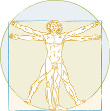 Vitruvio Man