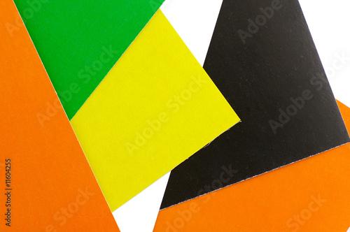 Fototapeta Colored paper obraz na płótnie
