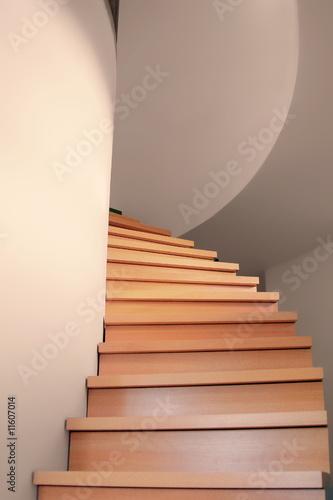 Foto op Plexiglas Trappen stair case 1