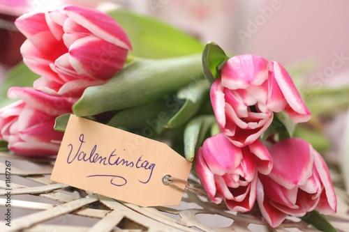 Fotografie, Obraz  Valentinstag