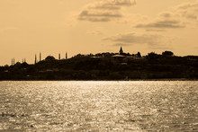 The Silhouette Of İstanbul