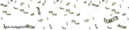 Fotografia raining money