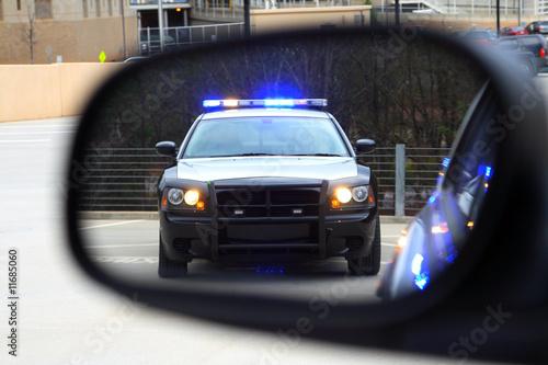 Fotografie, Obraz  Police Stop