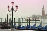 Fototapeta Sypialnia - morning in Venice
