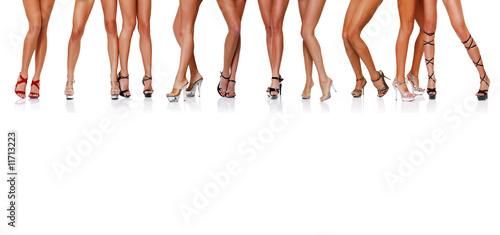 Fotografia  HOT LEGS