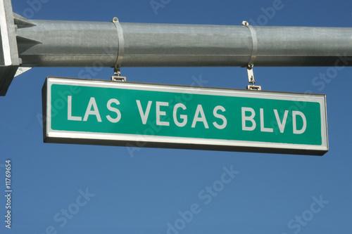 Canvas Prints Las Vegas Las Vegas Sign