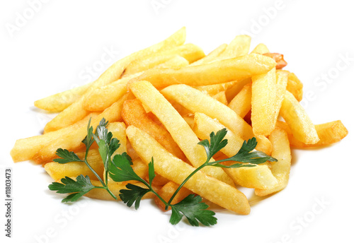 French Fries (Fries) Poster