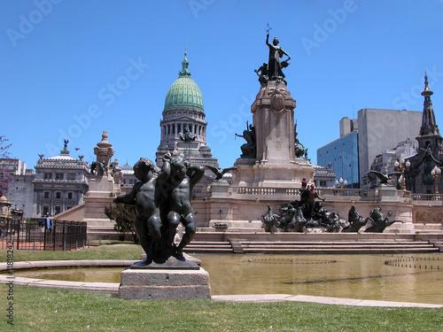 Keuken foto achterwand Buenos Aires buenos aires