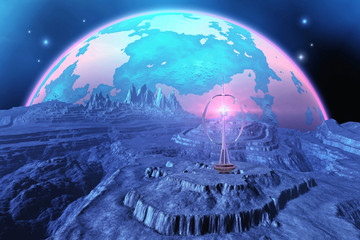 Fototapeta Kosmos ELTERRA