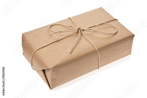 Fotografie, Obraz  Versandhandel hat Paket geliefert