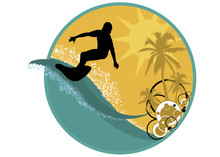 Series Of Tourism Surfing