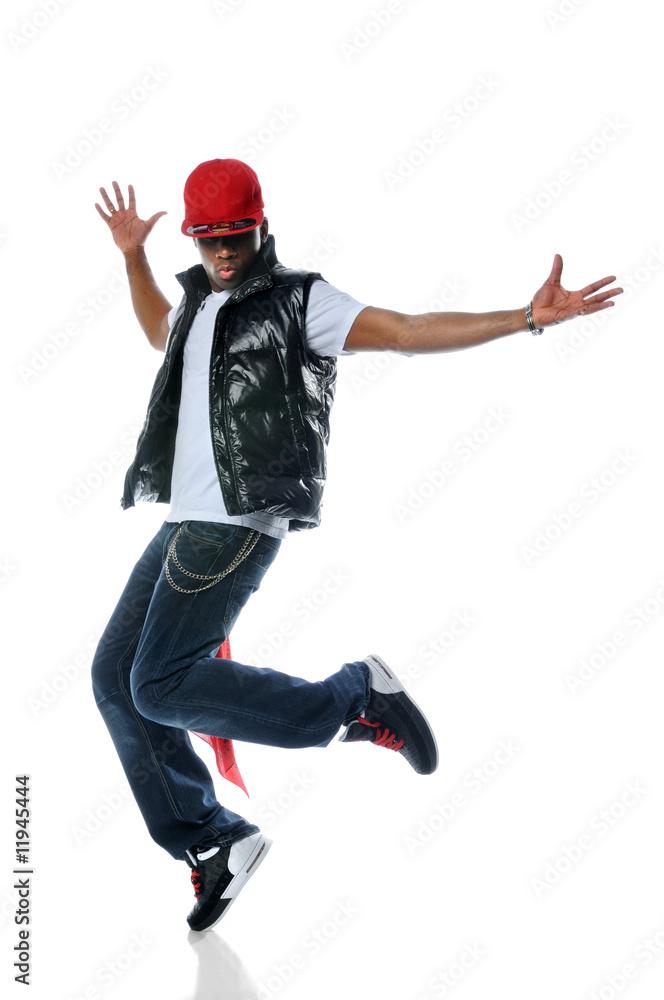 Fotografía African American Hip Hop Dancer   Europosters.es