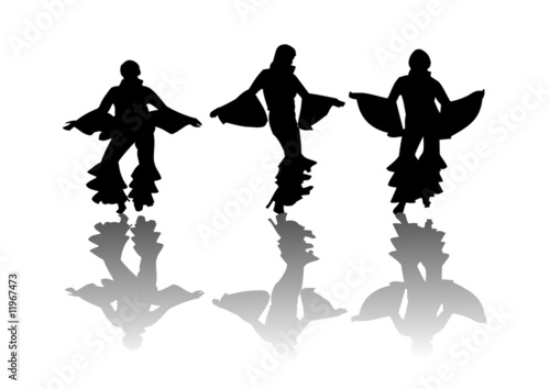 Fotografía Mama Mia Dancers