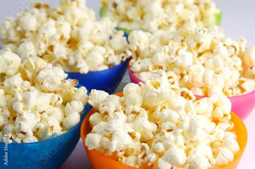 Fényképezés  alimento popcorn