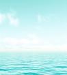 canvas print picture Beautiful seascape
