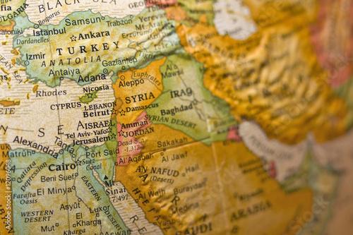 Poster Midden Oosten Syria