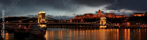 fototapeta na ścianę Budapest panorama