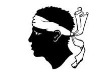 Ancient Corsican  Symbol Moori...