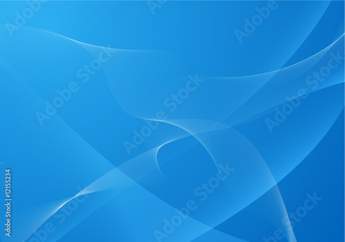 Abstrakt Hintergrund Blau Tablou Canvas