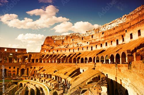 Photo  Colosseum (Rome, Italy)