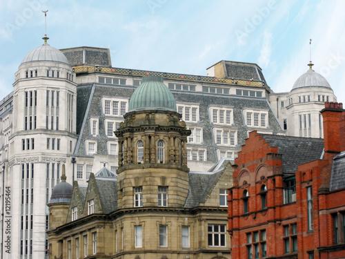 Manchester, Architektur in Manchester