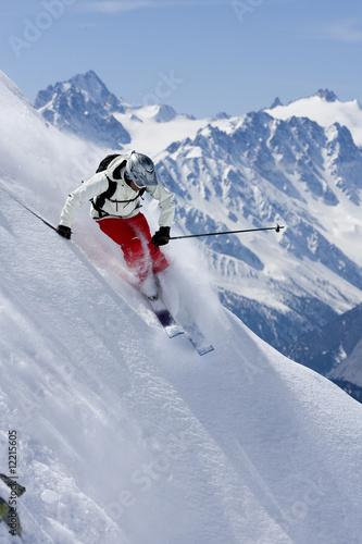 Fotografía  ski freeride 4