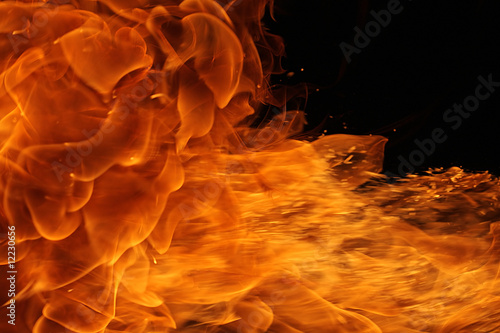 Valokuva  Explosion
