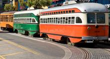 Trams In SF