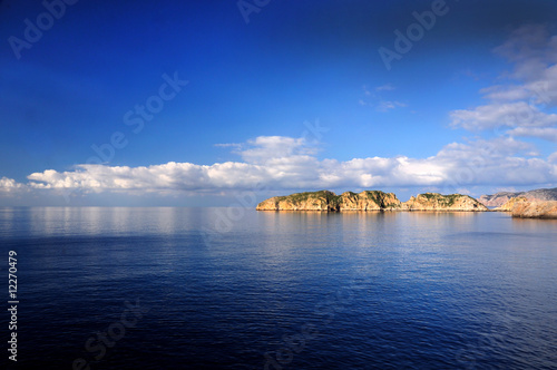 Foto-Rollo - Seascape. Majorca, Spain