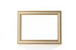 frame on white background
