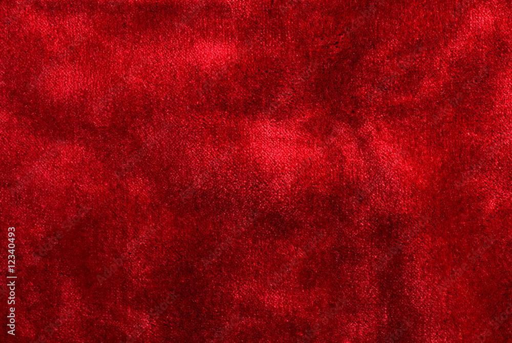 Fototapety, obrazy: red velvet texture