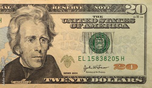 Fotografía  20 dollars