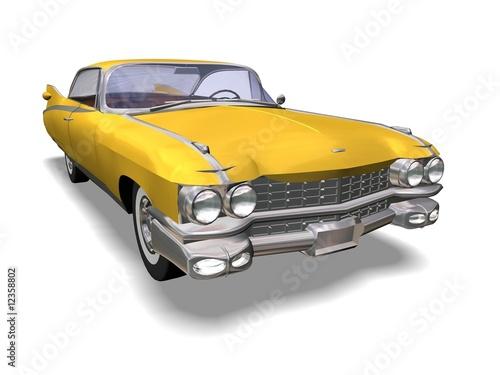 Fotografie, Obraz  Automobile rétro