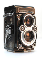 TLR (Twin-Lens Reflex) Camera