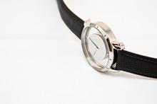 Luxury Wrist Watch On White Ba...