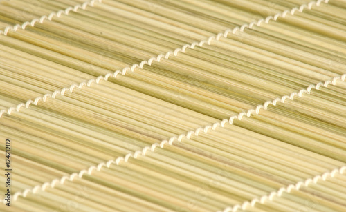 Bambus Matte Fur Sushi Buy This Stock Photo And Explore Similar