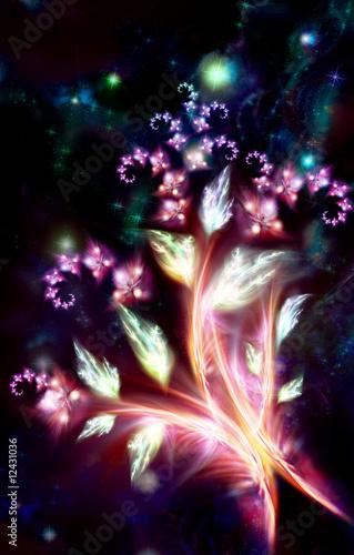 Fairy-tale flowering plant