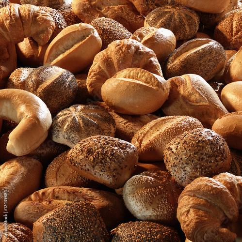 In de dag Bakkerij Brötchen