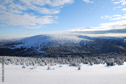 Fototapeta  Petrovy Kameny Peters Stones in winter