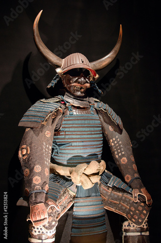 Photo  samurai armor