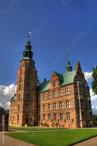 Castle in Denmark Poster