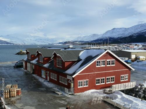 Papiers peints Arctique Nesna