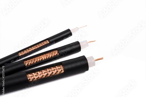 Fotografía  Wires Cable