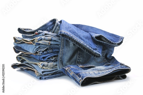 Fotografie, Obraz  Jeans