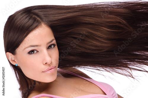 Fotografie, Obraz  long hair