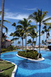 Blue Tropical Resort Pool